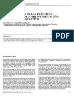 La Orientación de Las Prácticas de Laboratorio Como Investigación Un