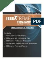 Xtreme 8.0 Press Kit