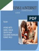 Jovens e a Internet