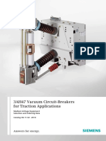 Catalog Vacuum Circuit Breakers 3ah47 En