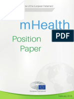 Position paper mHealth