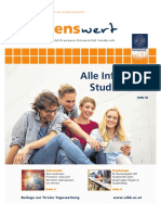 wissenswert Februar 2016 - Magazin der Leopold-Franzens-Universität Innsbruck