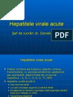 Hepatitele Virale Acute