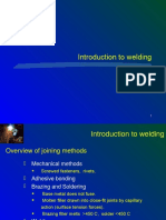 Introduction to Welding Processes