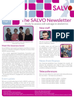 SALVO Newsletter February 2016