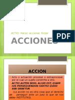 acciones - derecho romano.pptx