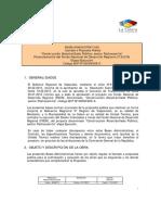 Bases Generales Pachacamita