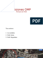 Mapas OMP Domingo
