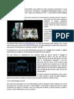 Noleggio videoproiettori a Roma e Video Mapping a Roma