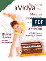 Yoga Vidya Journal Nr30