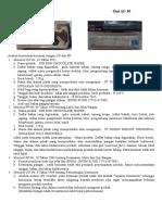 Analisa Kesesuaian Kemasan Dengan UU Dan PP