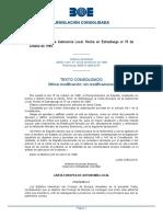 Tema 1 Carta Europea de Autonomia Local