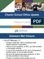 Charter Update February 2016
