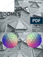 Geodesic dome (12609, 12635, 12636, 12637)