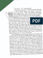 Milagro Sala - Orden de Detención. 26.1.16 - Impugnación Milagro Sala