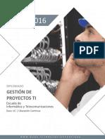 Gestion de Proyectos Ti Duoc
