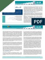 Boletín Macro Fiscal 010 (PDF)