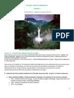 Lección 16- Las Políticas Ambientales en El Ecuador1