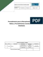 Pg-ggo-02 Rev.0 Procedimiento Para La Retroalimentación
