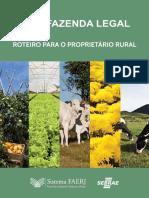 Fazenda Legal - Roteiro Para o Proprietário Rural