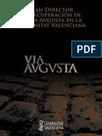 Plan director de recuperación de la Vía Augusta en la Comunitat Valenciana