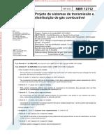 NBR12712 - Projeto de Sistemas de Transmissão e Distribuição de Gás Combustível.pdf