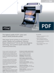 Epson Stylus Pro 7880 sales sheet