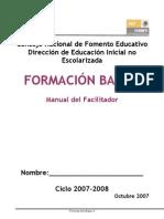 MANUAL FBII REGIONALES