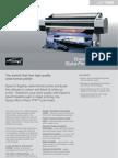 Epson Stylus Pro 11880 sales sheet