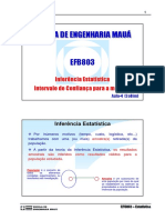 Aula - Estimacao e IC_media