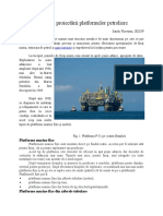 Logistica Proiectarii Platformelor Petroliere