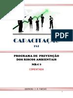 Elaboracao Do PPRA Comentado PDF