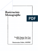 Index Degree 12 Part 2 - Monographs 101-200
