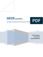 Geox - Main Project