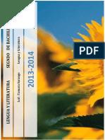 Libro de Texto Lengua y Literatura 7c2ba 2 Medio 2c2ba