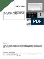 Interfaz Solidworks