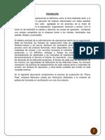 Proyecto Administracion de Operaciones Paletas Choco Pop