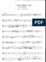 La Cumparsita - Violin