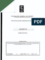 Informe Contraloría Asam. Virgilio Hernández