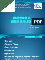Proce de Elaboración de Resinas de Poliester