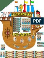 Barco Pirata Marco