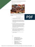 Recetas de Aves de Corral _ Weber_ Pechugas de Pollo Con Rub de Mole
