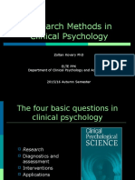 Introduction to Clinical and Counselling Psychology 03