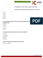Transcrição fonética - exercicio1
