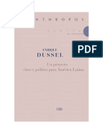 Un proyecto ético y político para América Latina, Dussel.pdf