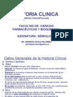 HISTORIA CLINICA+MAPAS CONCEPTUALES -