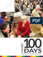 The First 100 Days Report - Peterborough-Kawartha MP Maryam Monsef