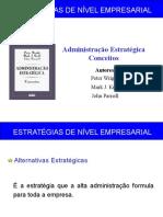 Estratégias Em Nível Empresarial (1)