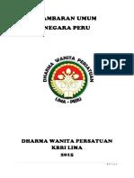 Gambaran Umum Peru - 2015