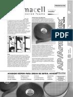 Armaflex para tubos de refrigeración